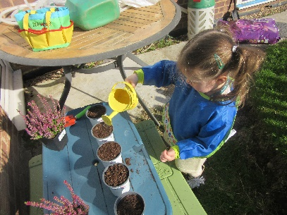 image of gardening education for children 01